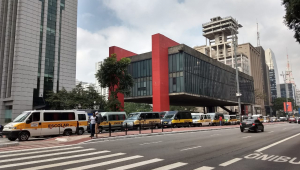 Vans escolares marcam paralisação nesta segunda-feira em São Paulo