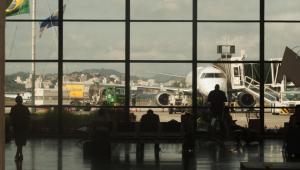 Obras na pista do Santos Dumont começam neste sábado com impacto de 80% nas operações