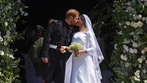 Príncipe Harry e Meghan Markle já são marido e mulher
