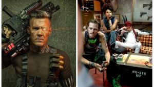 Cable e X-Force em Deadpool 2