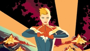 Capitã Marvel Carol Danvers