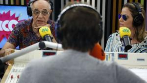 """Caruso critica a """"patrulha do politicamente correto"""""""