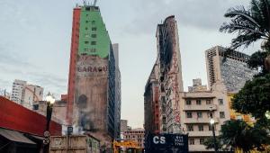 Retrospectiva 2018: Desabamento do Edifício Wilton Paes de Almeida foi a grande tragédia em SP