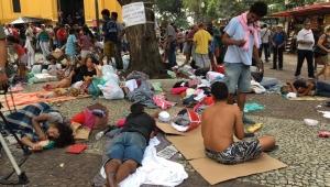 Prefeitura de SP avalia possibilidade de acolher desabrigados em prédios da região central
