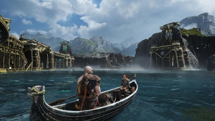 Kratos e Atreus