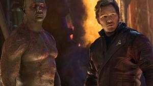 """Dave Bautista defende James Gunn após demissão de """"Guardiões da Galáxia"""""""