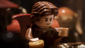 Han Solo: Uma Aventura Star Wars recebe trailer refeito em LEGO