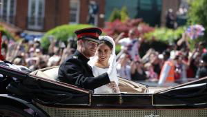 Casamento de Príncipe Harry e Meghan Markle é marcado por quebras de tradições