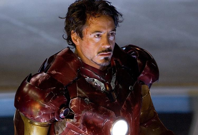 Roubaram a roupa do Homem de Ferro