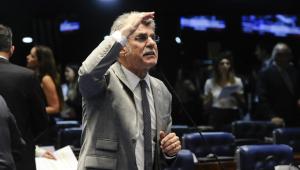 """Jucá diz que MDB está preparado para """"sair sozinho"""" na eleição"""