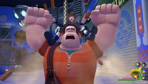 Kingdom Hearts III contará com mundo de Detona Ralph