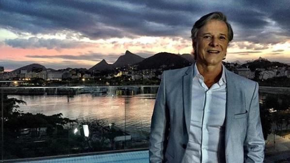 Marcello Novaes é assaltado e tem moto levada no Rio de Janeiro