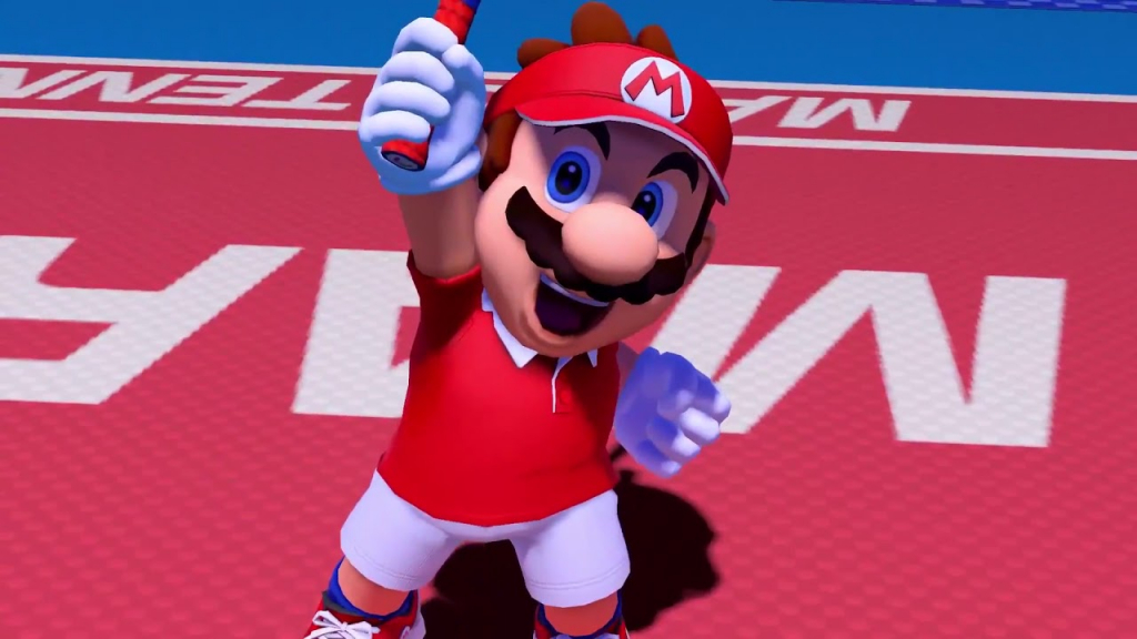 Nintendo revela data de beta de Mario Tennis Aces