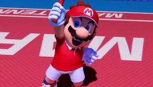 Mario Tennis Aces terá beta com torneio online