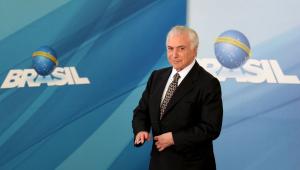 Temer estará em reunião de cúpula do Mercosul no Paraguai
