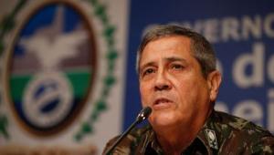 """General Braga Netto diz que caso Marielle está andando bem, mas que é preciso ter """"provas bem firmadas"""""""