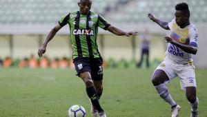 América-MG e Chapecoense empatam sem gols e passarão Copa fora da zona de degola