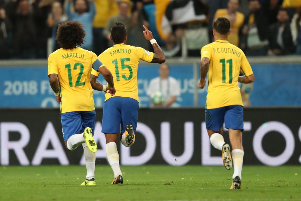 9bc5c00cd6 Numeração de camisas da Seleção Brasileira foge de tradições