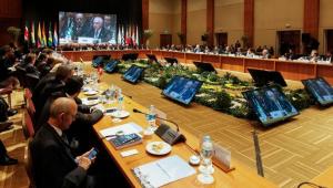 Líderes do Mercosul assinam declaração sobre Venezuela