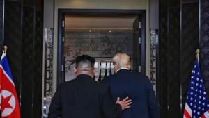 Trump e Kim: Encontro de opostos muito próximos