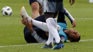 Mbappé revela que jogou a final da Copa do Mundo com lesão nas costas