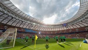 Esperamos que o futebol seja convidado para o primeiro jogo da Copa