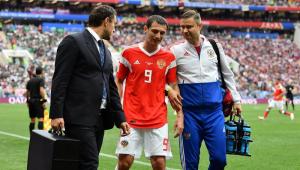 Lesão tira meia da seleção russa da fase de grupos da Copa do Mundo