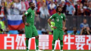 Avião dos jogadores da Arábia Saudita pega fogo, mas desembarque acontece sem gravidade