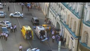 Justiça decreta prisão preventiva a taxista que atropelou pedestres em Moscou