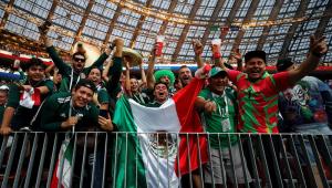 Federações de México e Sérvia são multadas por comportamento de torcedores