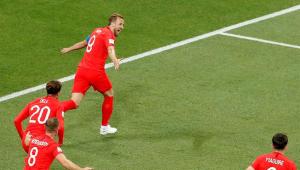 Inglaterra passa sufoco contra Tunísia, mas vence com 2 gols de Kane