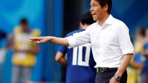 Técnico do Japão revela cobrança no intervalo para vencer a Colômbia