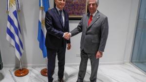 Argentina e Uruguai renovam aliança para candidatura na Copa de 2030