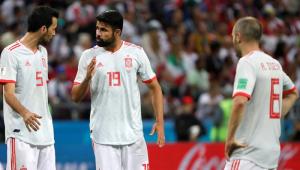 """Diego Costa destaca """"paciência e tranquilidade"""" para furar bloqueio do Irã"""
