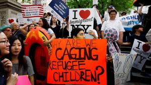 Trump recua em política contra imigrantes após fortes críticas