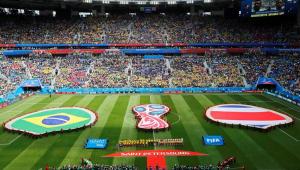PF prende brasileiro foragido em estádio que recebeu vitória do Brasil