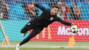 Um dia após Mandzukic, goleiro Subasic também anuncia aposentadoria da seleção croata