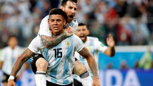 OLHA o que Mauro Beting falou de ARGENTINA 2 x 1 NIGÉRIA!