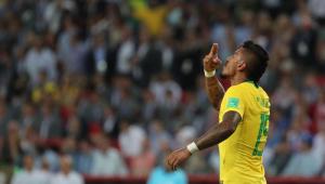 """Paulinho exalta Coutinho por causa de assistência: """"é um craque, um fenômeno"""""""