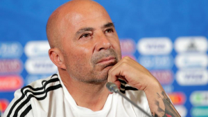 Novela chega ao fim e Sampaoli deixa comando da seleção argentina