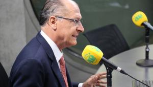 """Alckmin minimiza pesquisas, diz não ser conhecido no País e alerta: """"campanha não começou"""""""