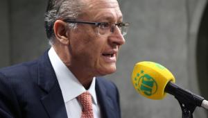 Alckmin diz que, se eleito, não privatizará Petrobras e apresentará quatro reformas ao Congresso