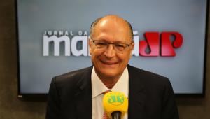 Alckmin no Jornal da Manhã
