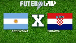 Argentina x Croácia: acompanhe o jogo ao vivo na Jovem Pan