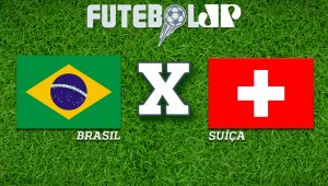 Brasil x Suíça: acompanhe o jogo ao vivo na Jovem Pan