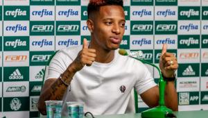 Tchê Tchê declara amor pelo Palmeiras em despedida e já cogita retorno