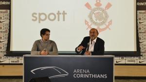 Diretor do Corinthians garante que clube fechará patrocínio master ainda este ano