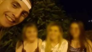 Vídeo de brasileiros assediando mulher russa