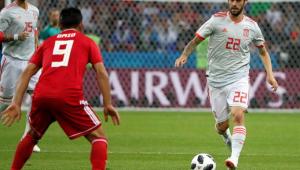 De deixar tonto: Espanha supera própria marca e completa mais de 700 passes contra oIrã