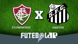 Fluminense x Santos: acompanhe o jogo ao vivo na Jovem Pan